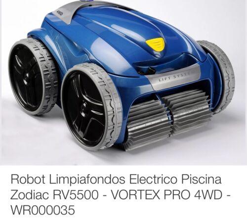 Zodiac RV5500 - VORTEX PRO 4WD -limpiafondos Piscina