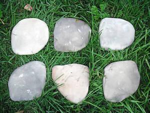 rock facing molds plaster concrete 6 asst molds will cast 1000 s of