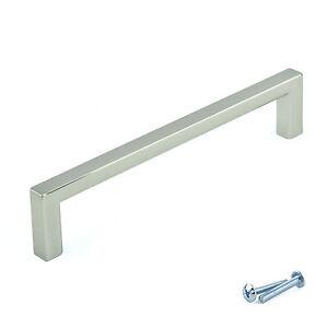 S steel kitchen cabinet door handles cupboard drawer for Maniglie per mobili camera da letto
