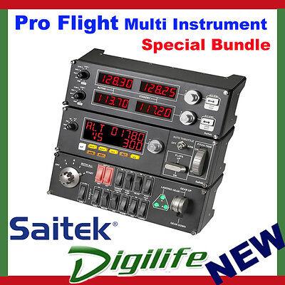 Logitech G Saitek Pro Flight Radio Panel