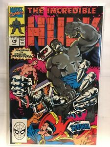 Incredible-Hulk-Vol-1-370-VF-1st-Print-Marvel-Comics