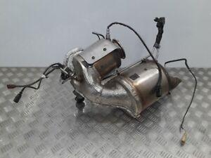 Audi-A7-S7-4G-2015-Diesel-Catalyst-FAP-DPF-particulate-filter-VEI5195