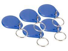 BALISE CARTE BADGE MIFARE RFID SANS CONTACT PORTE CLEF - LOT DE 5 PIECES -