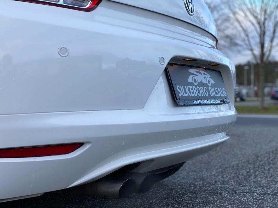 VW Scirocco 1,4 TSi 160 Sport DSG Van Benzin aut.