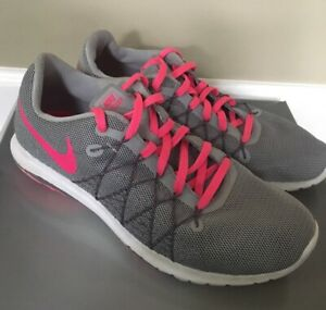 Nike Fury 2 Junior Youth Girls 7 Womens 8.5 Athletic Shoes Sneakers ... e3ef4c4ad7
