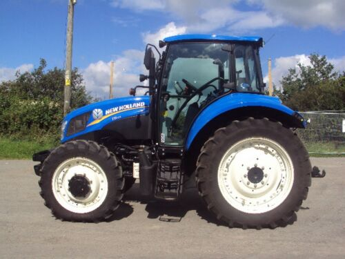 Taller//reparación Manual tractores New Holland T5.95//T5.105//T5.115