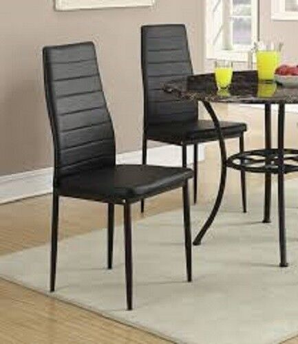 Poundex Furniture F1366 Dining Chairs Set Of 4 For Sale Online Ebay