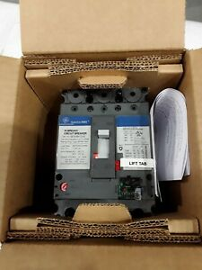SEHA36AT0100 GENERAL ELECTRIC 3POLE 100AMP 600V CIRCUIT BREAKER NEW