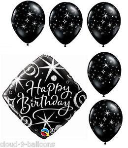 Elegant-Sparkles-Helium-Balloon-Birthday-Party-Pack-1-x-18-034-Foil-5-x-11-034-Latex