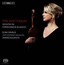 The Red Violin: Concertos by Corigliano & Kuusisto Super Audio Hybrid CD (CD, Aug-2013, BIS (Sweden))