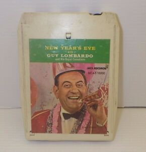 NEW YEARS EVE WITH GUY LOMBARDO & HIS ROYAL CANADIANS 8 ...