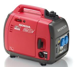 Gruppo elettrogeno generatore di corrente honda eu 20i 2 for Generatore di corrente honda usato