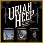 Words in the Distance 1994-1998 by Uriah Heep (CD, Nov-2016, 3 Discs, Cherry Red)