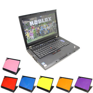 Details about IBM Lenovo T410 Core I5 2 4Ghz Cheap Laptop Windows 10  Chromebook 8GB 320GB SSD
