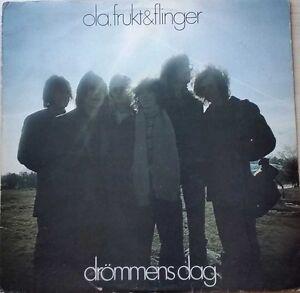 RARE-SWEDISH-1972-OLA-HAKANSSON-OLA-FRUKT-amp-FLINGER-DROMMENS-DAG-LP