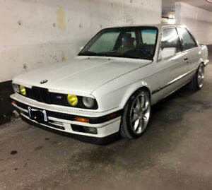 1989 BMW Série 3 M package