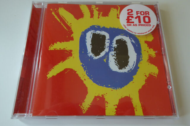 Primal Scream - Screamadelica - VG (CD)
