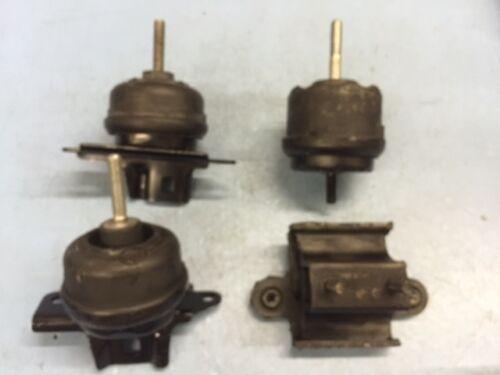 Hydraulic Motor Mount /& Trans Mount Set 4PCS for 00-05 Pontiac Bonneville 3.8L