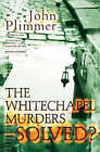 Whitechapel Murders-solved? by John F. Plimmer (Paperback, 2003)