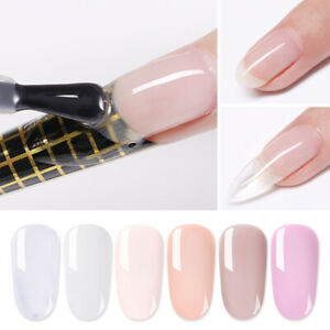 LILYCUTE-Quick-Extension-UV-Gel-Nail-Art-Semi-Permanent-Vernis-a-ongles-Tools