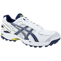 *NEW* ASICS GEL PEAKE RUBBER SOLE CRICKET SHOES / TRAINERS / ASTRO