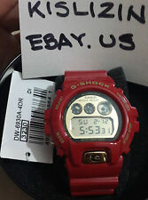 G-Shock DW-6930A-4 Rising Red Limited Edition 30th Anniversary NIB