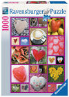 Ravensburger Hearts Abound 1000pc Jigsaw Puzzle