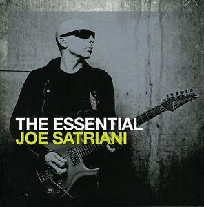 Joe-Satriani-Essential-Joe-Satriani-New-CD-Holland-Import