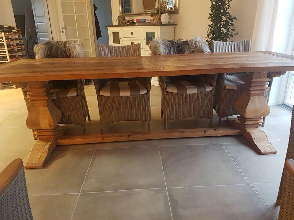 Spisebord, Planker, Plankebord