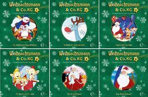 6-CDs-WEIHNACHTSMANN-amp-CO-KG-HORSPIEL-TV-SERIE-CD-1-6-SET-NEU-OVP-amp