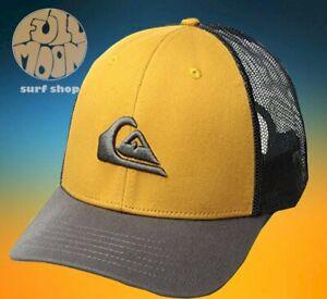 Quiksilver Mens Grounder Trucker Hat