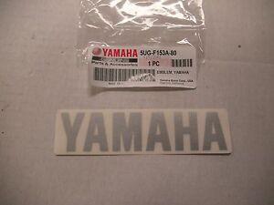 Yamaha Kodiak Emblem