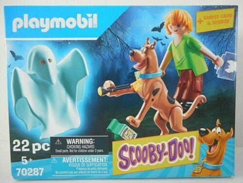Fantôme série tv Scooby-doo 70287 Neuf PLAYMOBIL figurine Sami /& Scoubidou