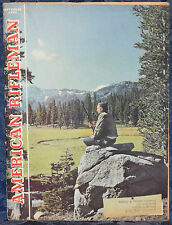 Vintage Magazine American Rifleman SEPTEMBER 1952 !! From JAEGER to LONG RIFLE!!