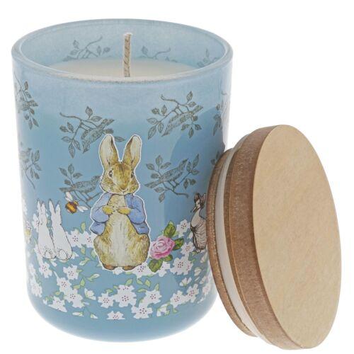 Beatrix Potter A29414 Peter Rabbit Clean Linen Candle