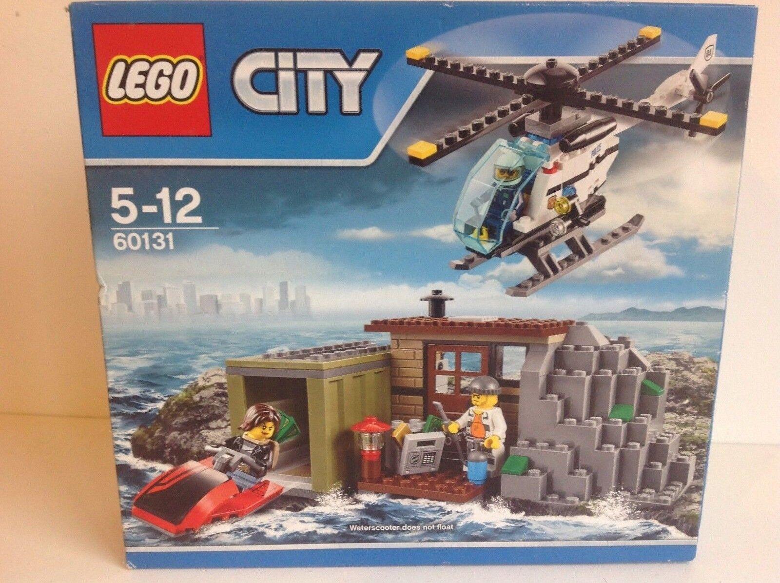 Lego City 60131 Crook's Island with 3 Mini Figures New Boxed Set