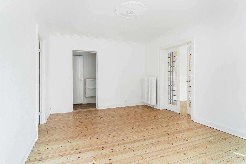 2920 3 vær. lejlighed, 84 m2, Ordrup Jagtvej 42B 1