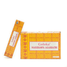 INCENSE GOLOKA ARGABATTI 12 PACKS 0.6oz EACH A