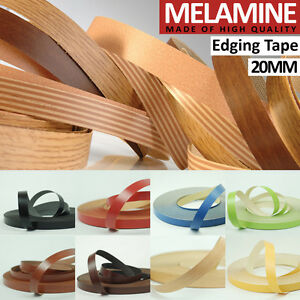 High-Quality-20-mm-Pre-Glued-Iron-On-Edging-Melamine-Veneer-Tape-Strips-Colours