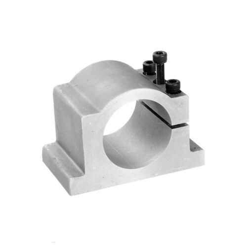 80mm Diametro CNC SPINDLE Staffa Di Montaggio A Motore//Clamp con bulloni 3pcs