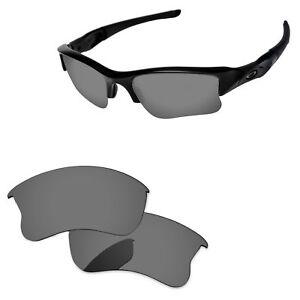 Oakley Repl. Lens Sliver Black Iridium Polarized w8eKi13IZk