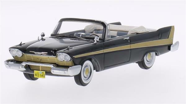 NEO MODELS Plymouth Fury ConGrünible 1958 1 43 46040