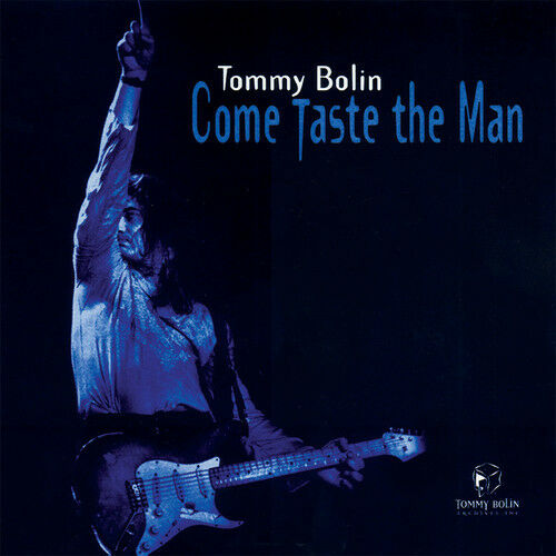 Tommy Bolin - Come Taste The Man [New CD] Manufactured On Demand