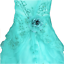 Flower-Girl-Birthday-Wedding-Bridesmaid-Kids-Pageant-Formal-Gown-Dresses-Toddler thumbnail 25