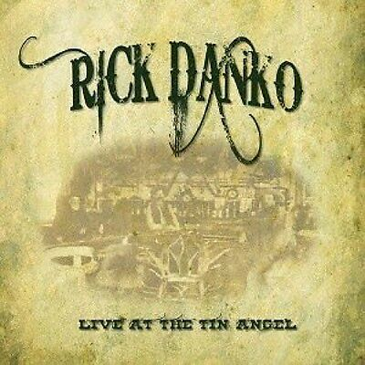 Rick Danko Live At The Tin Angel 2-CD NEW SEALED The Band