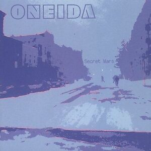 ONEIDA-034-Secret-Wars-034-2003-JAGJAGUWAR-CD-Experimental-Post-Rock-Psychedelic-Noise