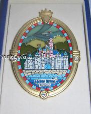 WDW Disney Sleeping Beauty Castle Hong Kong Disneyland Jumbo Box Le Pin