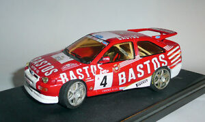 UNIQUE-1-43-FORD-ESCORT-WRC-034-BASTO-S-034-SNIJERS-RALLYE-BOUCLES-DE-SPA