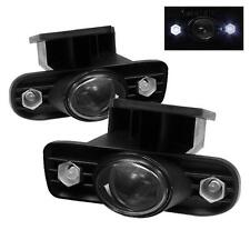 Projector Fog Lights GMC Sierra 1500HD 2500HD 3500 C3 2001-2002 LED - Smoke