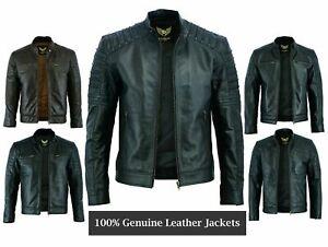 Men-Slim-Fit-Real-Leather-Biker-Jacket-Vintage-Retro-Jacket-Black-Brown-5-styles
